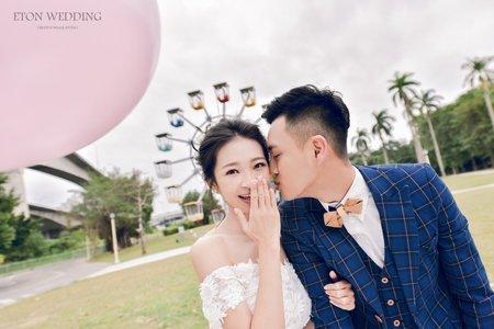 台北拍婚紗 | 2021台北婚紗景點推薦 | 伊頓自助婚紗