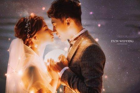 【台北婚紗】2021精選客照-伊頓自助婚紗推薦