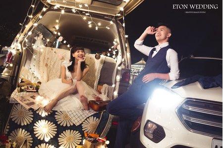 台北拍婚紗-旅拍風格推薦-伊頓自助婚紗