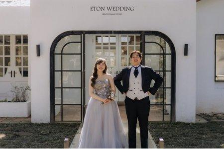 韓系風婚紗攝影