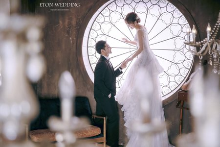 💗唯美婚紗照風格推薦💗 - 台北拍婚紗 - 伊頓自助婚紗