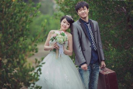 自主婚紗_日式