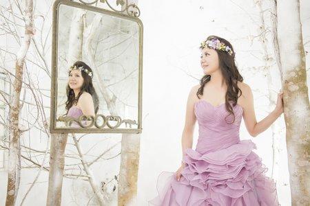 自主婚紗-韓式