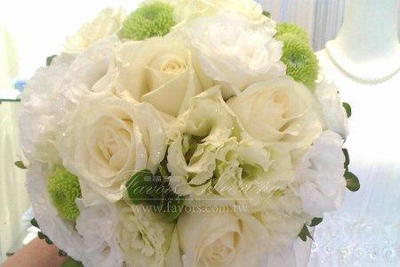 新娘捧花系列