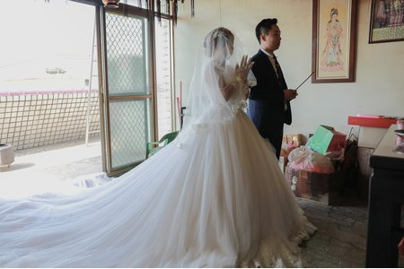 鳳山開漳聖王廟 翃槿&涵萱