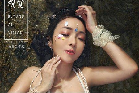 新娘秘書外拍作品~美人魚