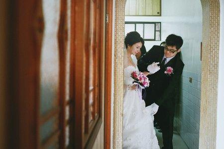 婚禮 / 信嘉.毓慈
