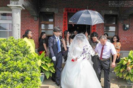 老家的婚禮