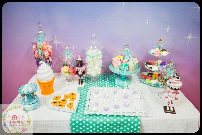 第2號CandyBar套組Tiffany