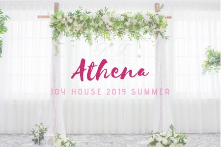 第4號花拱門佈置-雅典娜Athena