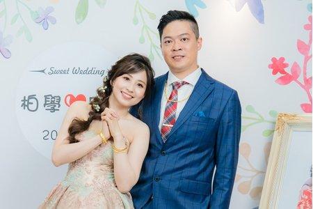 |婚禮紀實|柏學&夙妏|活動中心