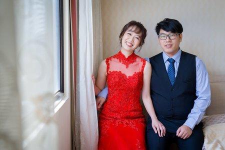 |婚禮紀實|文定&宴客|漢王洲際飯店