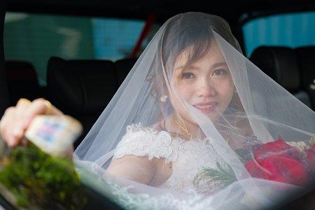 |婚禮紀實|迎娶&宴客|巨蛋文尚會館