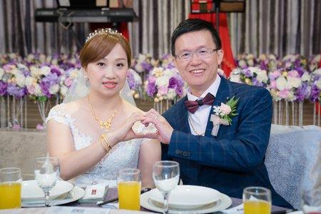 |婚禮紀實|迎娶&宴客|寒軒和平店