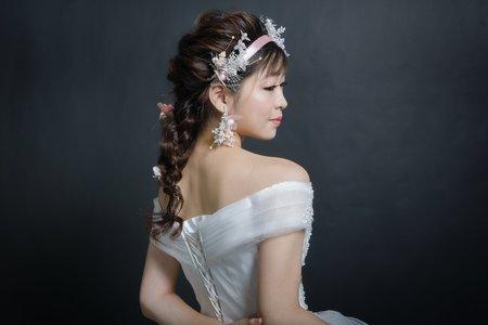 造型(新娘秘書)+攝影(婚禮紀錄)