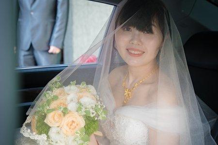 |婚禮紀實|迎娶&宴客|漢來大飯店
