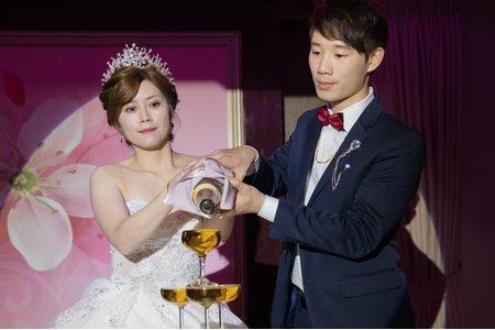|婚禮紀實|宴客|台南商務會館