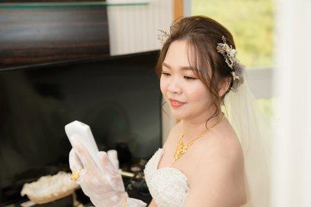 | 婚禮紀實|文定迎娶&宴客| 宜園休閒民宿