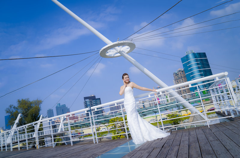 自助婚紗方案/小資(包套)作品