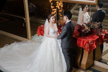 | 婚禮紀實|迎娶&宴客| 僑園飯店