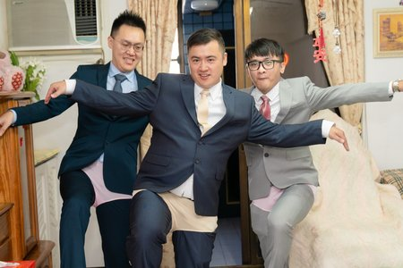 | 婚禮紀實|迎娶&宴客 | 寒軒國際大飯店