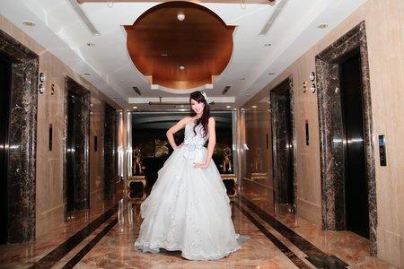 【婚禮紀錄】桃園尊爵大飯店。平面攝影- 婚攝布魯斯