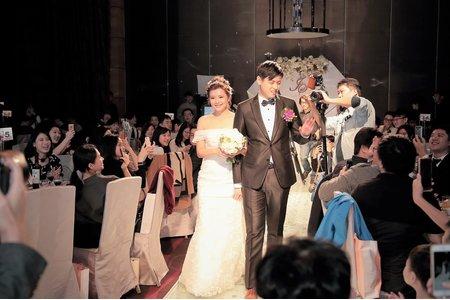 【婚禮紀錄】大直典華。平面攝影。