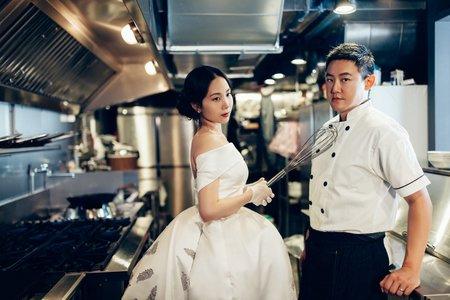 Reiki Photo女婚攝|風格婚紗 - Eugene & Linda