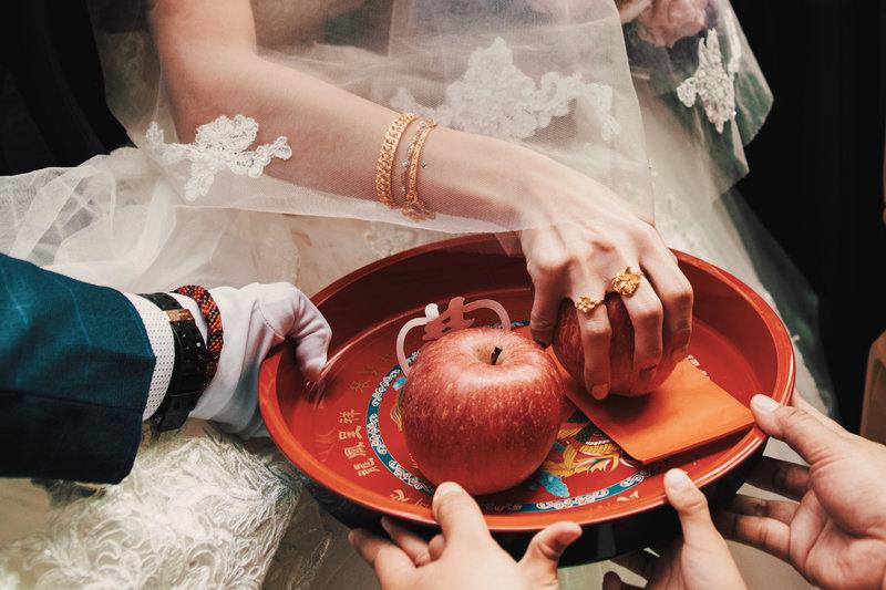雙儀式+晚宴全天(空檔3小時)作品