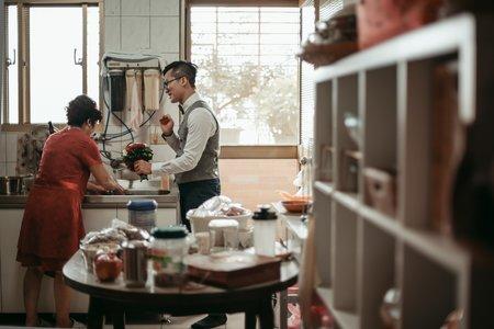 Reiki Photo女婚攝|結婚晚宴 - 馥都飯店 / 原素食府
