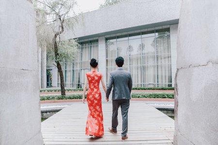 Reiki Photo女婚攝|文定午宴 - 雙和水源會館