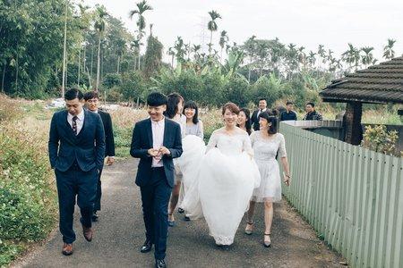 Reiki Photo女婚攝|結婚午宴 - 竹山祥鶴日本料理