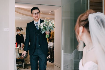 Reiki Photo女婚攝|訂結午宴 - 台北老爺大酒店