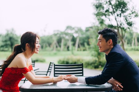 Reiki Photo女婚攝|文定儀式 - 南方莊園渡假飯店