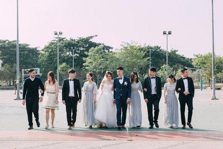 Reiki Photo女婚攝|訂結晚宴 - 潮港城國際美食館