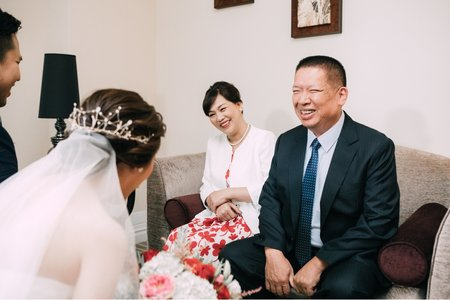 Reiki Photo女婚攝|結婚午宴 - 長榮鳳凰酒店
