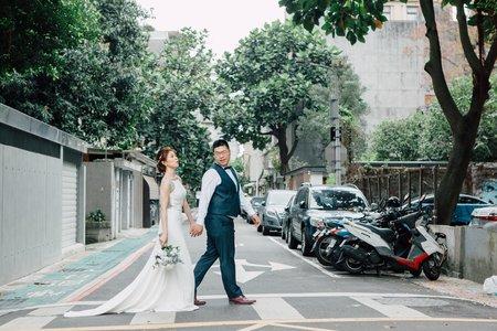 Reiki Photo女婚攝|證婚午宴登記 - 青田七六