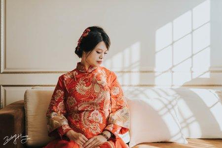 [婚禮紀錄] 171223 嘉彥淯婷文定迎娶
