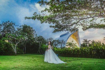 [海外婚紗-峇里島] CFu&Elaine