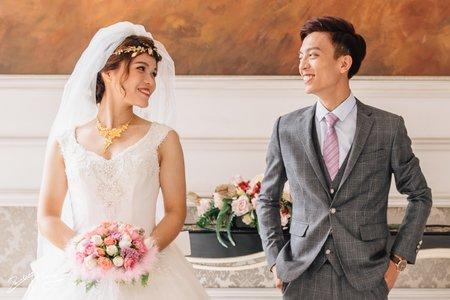 [婚禮紀錄] 奕帆千雅 - 婚禮記錄 @ 典華新莊店