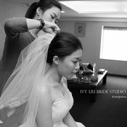Ivy Liu bride studio!