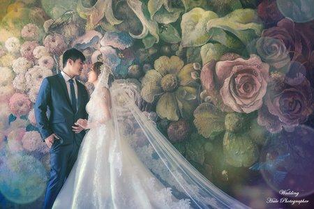 婚紗拍攝-故事