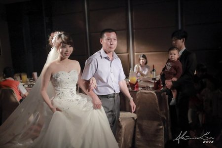 婚攝.婚禮紀錄 | Ho+Hsu