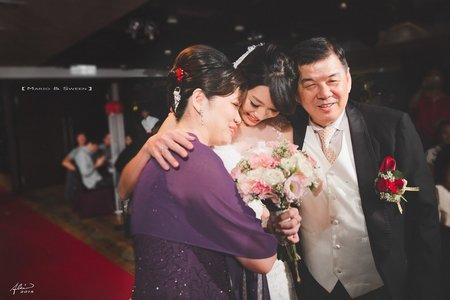 婚攝.婚禮紀錄 | Mario + Sween | 北投儷宴會館
