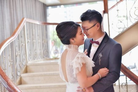 婚攝.婚禮紀錄 | Chang + Wei | 富基時尚婚宴會館