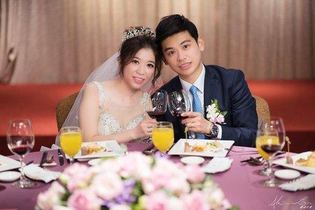 婚攝.婚禮紀錄 | Ken + Apple | 台北凱薩大飯店