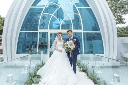 婚攝.婚禮紀錄 | Zhuo + Ho|星靓點花園飯店