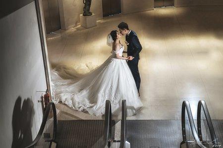 婚攝.婚禮紀錄 | Huang + Winnie|新莊頤品飯店