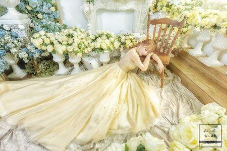 寫真.風格婚紗 | 雪碧 |R-Room 攝影棚
