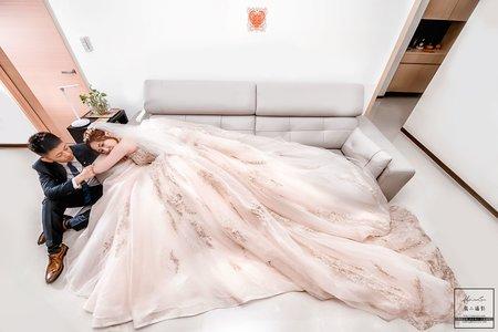 婚攝.婚禮紀錄 | Li + Chang|基隆港海產樓